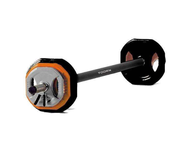Body pump set Toorx