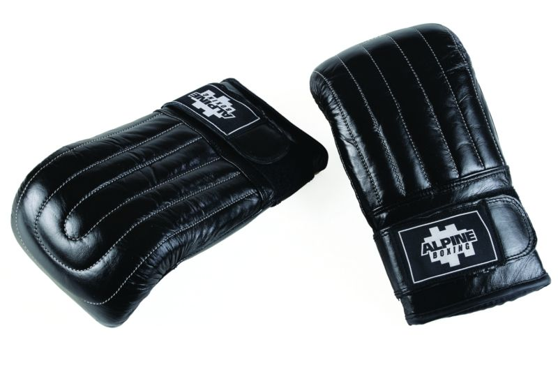 Γάντια Boxing Alpine Σάκου Cowhide