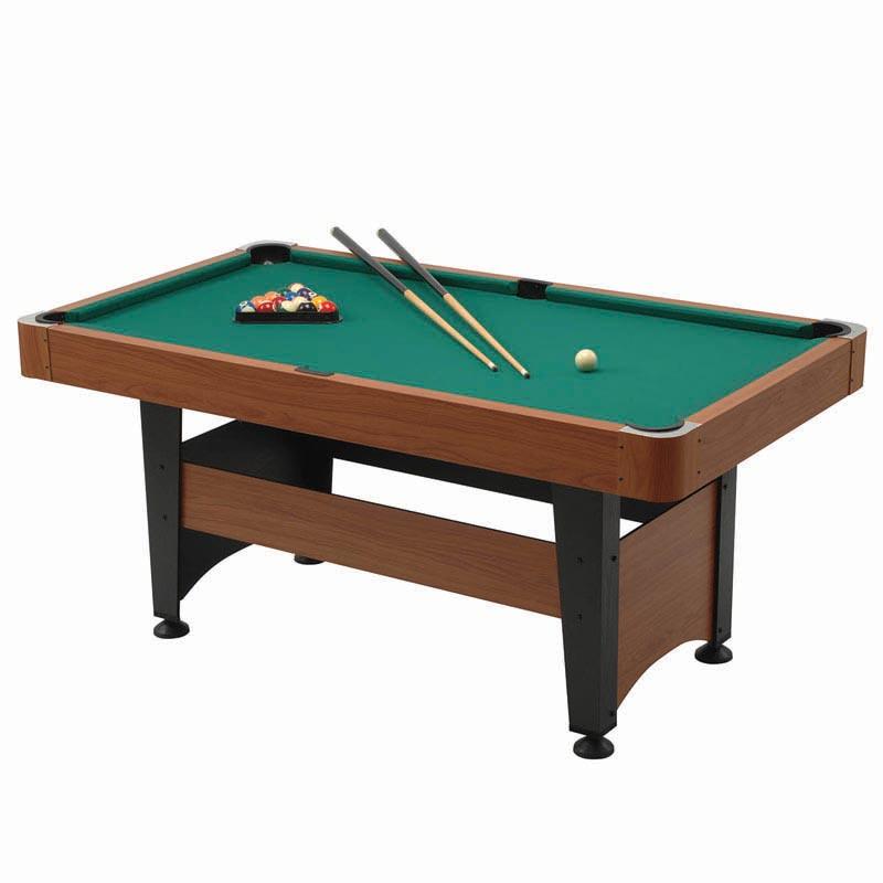 """Τραπέζι μπιλιάρδου Chicago 4 """"Stock"""""""