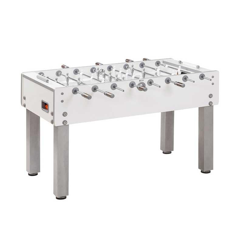 Επιτραπέζιο Ξύλινο Ποδοσφαιράκι G500 Pure White
