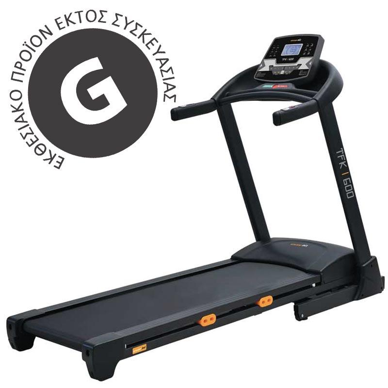 Διάδρομος Γυμναστικής Everfit TFK 600 EVO Stock