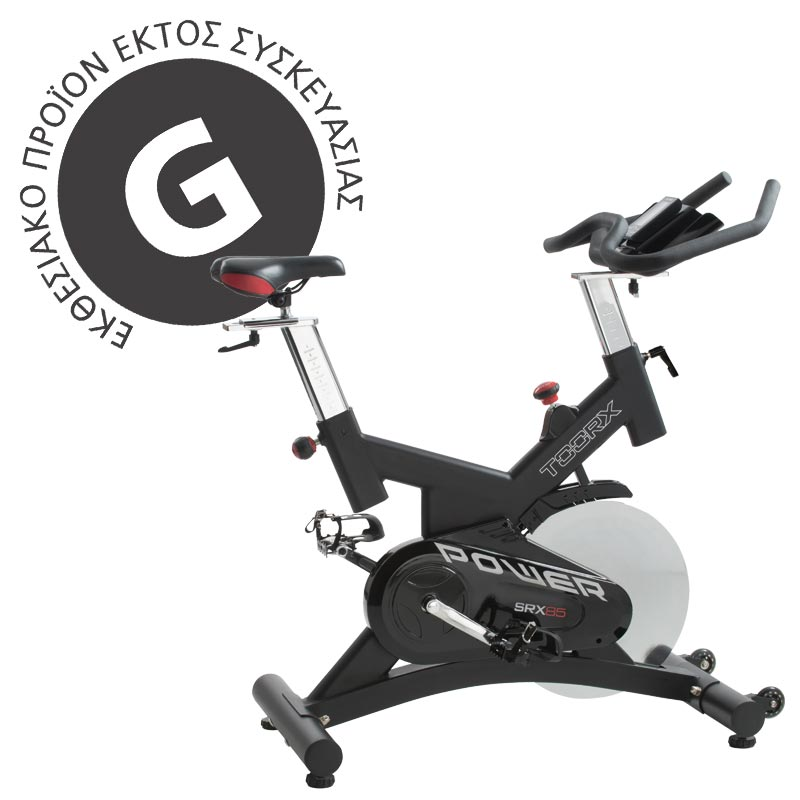 Ποδήλατο Spin Bike Toorx SRX 85 Stock