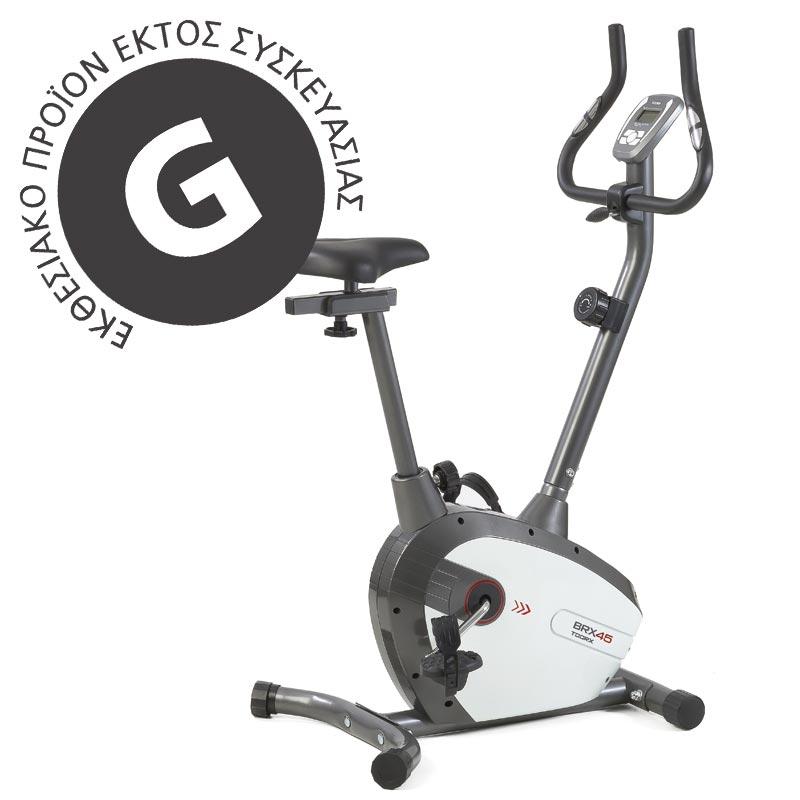 Στατικό Ποδήλατο Γυμναστικής BRX 45 Toorx