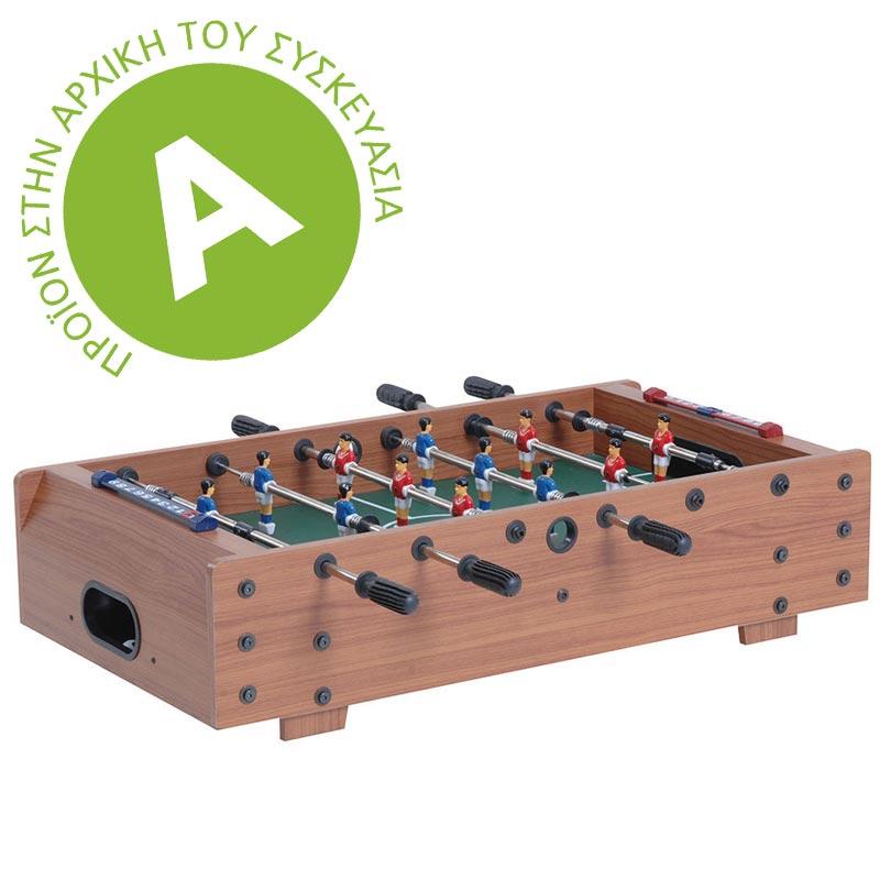 Επιτραπέζιο ποδοσφαιράκι F-Mini με Τηλεσκοπικές Ράβδους