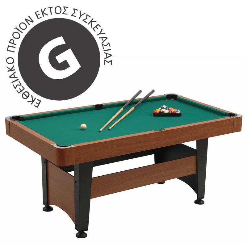 """Τραπέζι μπιλιάρδου Chicago 5 """"Stock"""""""
