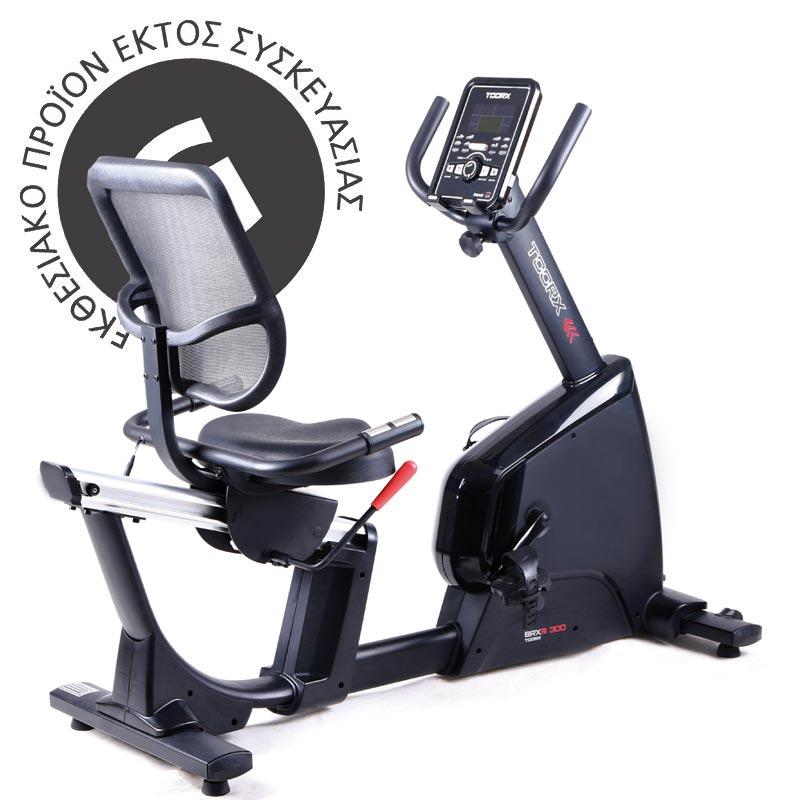 Καθιστό Ποδήλατο Toorx BRXR 300 Chrono Stock