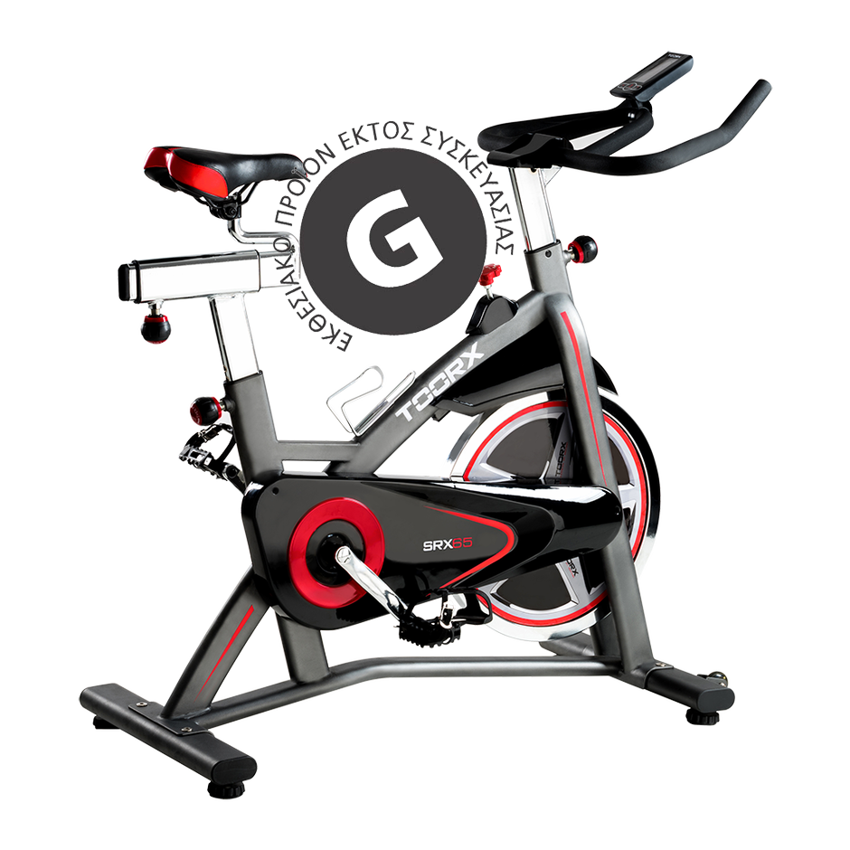 Ποδήλατο Spin Bike Toorx SRX 65 Stock