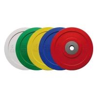 Ολυμπιακοί δίσκοι Competition bumper Toorx