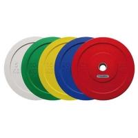 Ολυμπιακοί δίσκοι Challenge bumper Toorx